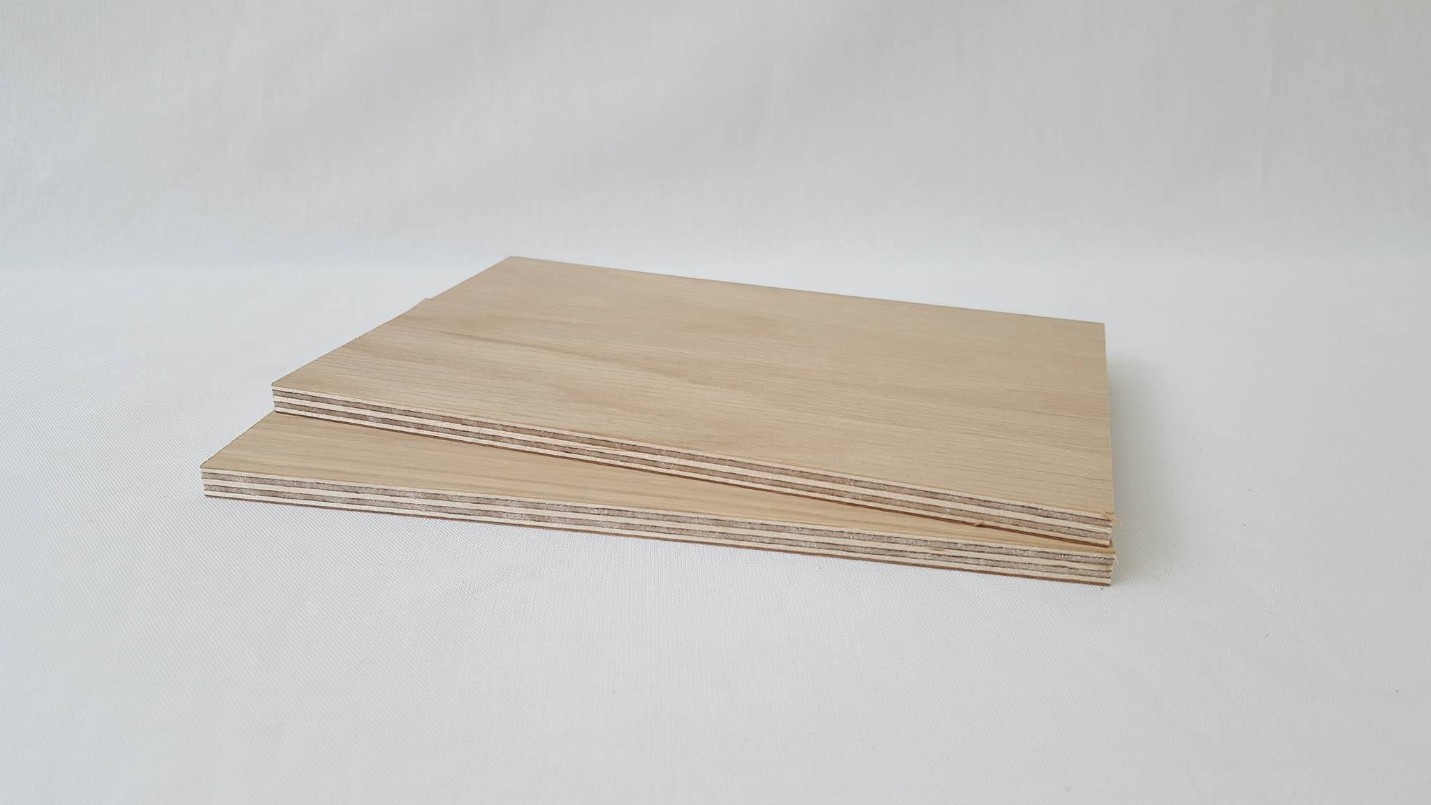 american oak particle board veneer