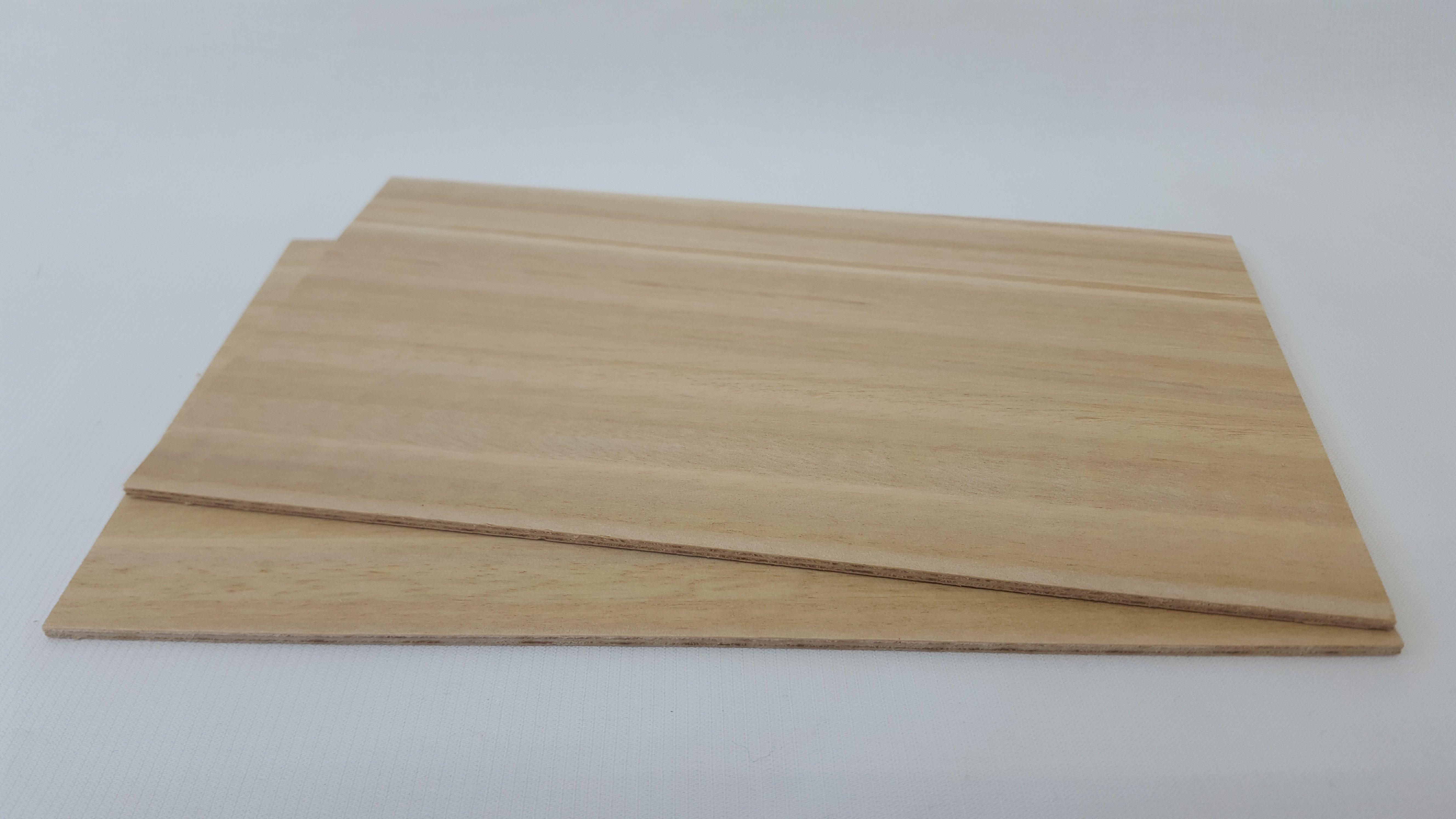 Plyco's Eucalypt Quadro Plywood