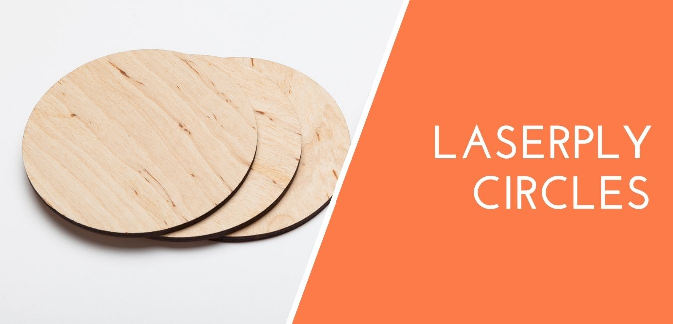 Plyco laserply circle 6 packs now available from Melbourne