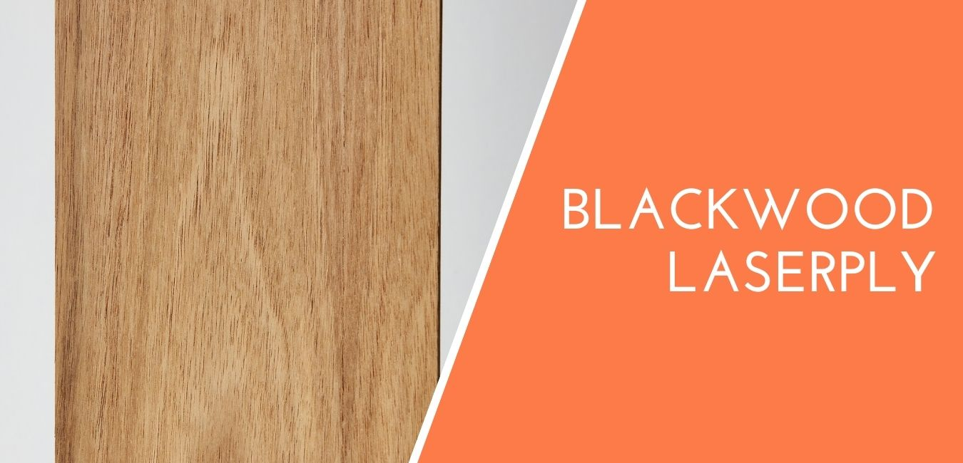 2.5mm Blackwood Laserply now available from Melbourne plywood supplier, Plyco