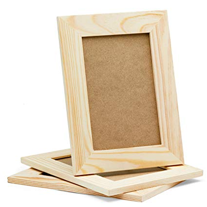 DIY Plywood Picture Frame