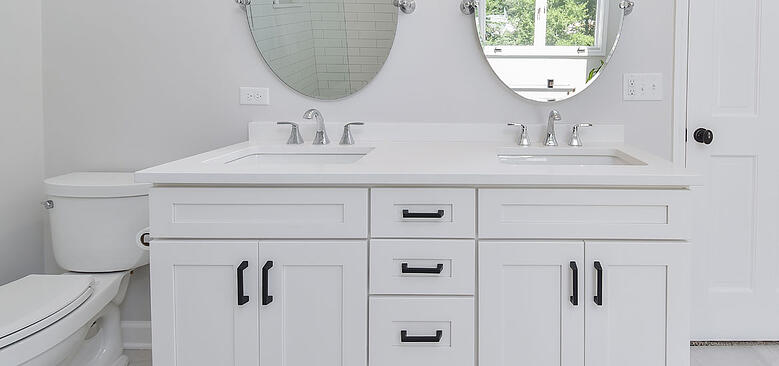 MDF Bathroom Cabinets-1