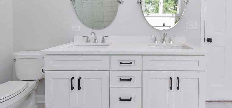MDF Bathroom Cabinets-1