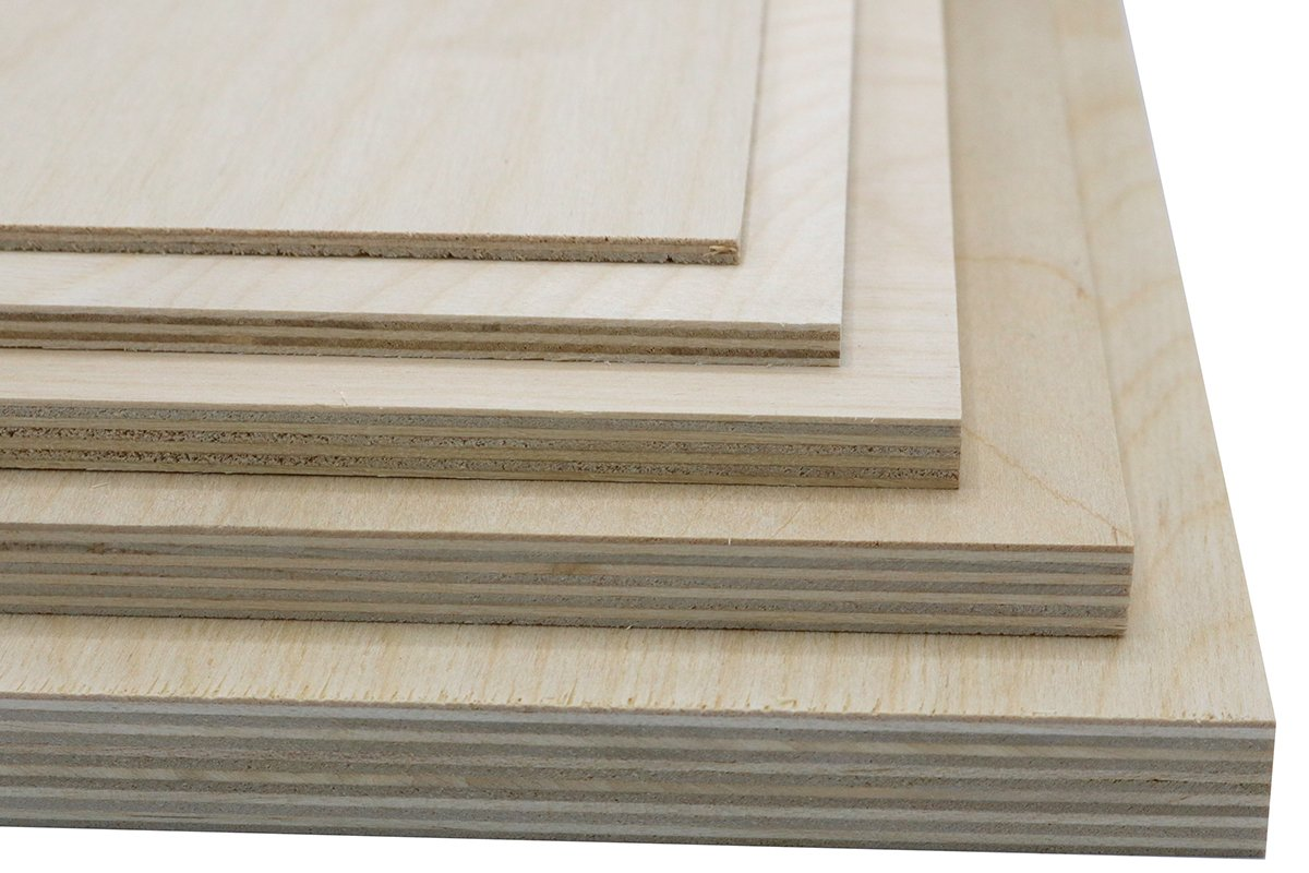 Plywood Edge Thickness