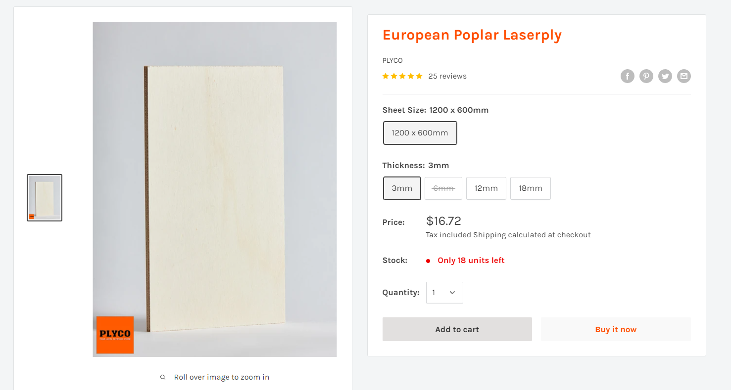 plyco online plywood store new product page