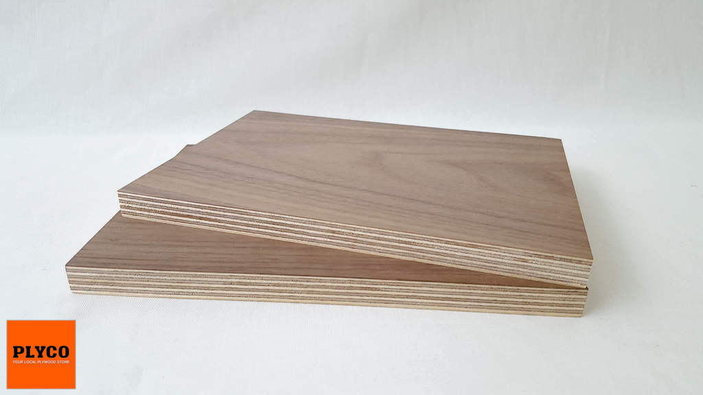 Plyco Plywood Melbourne American Walnu Strataply