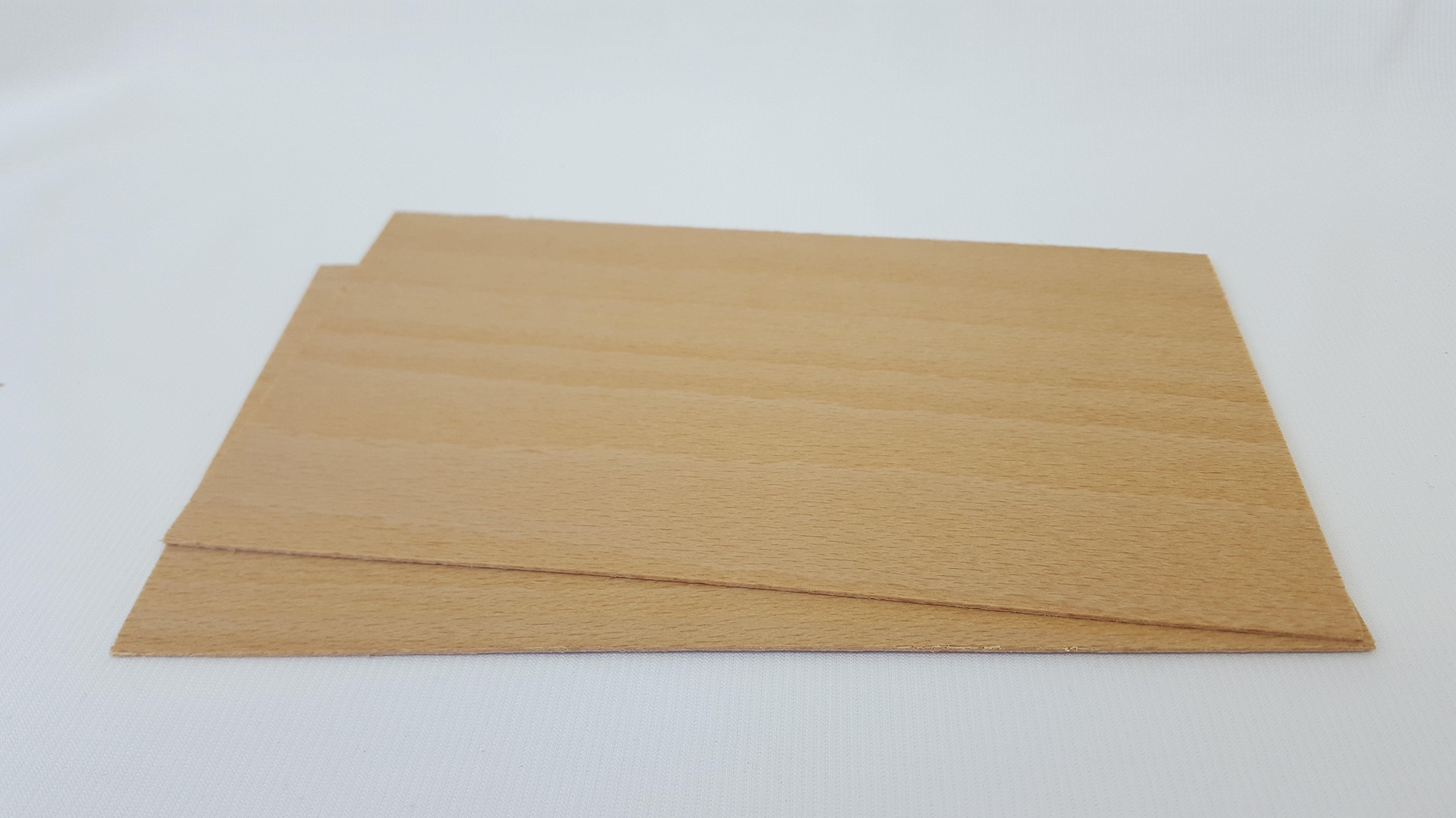 Plyco's European Beech Laser Plywood