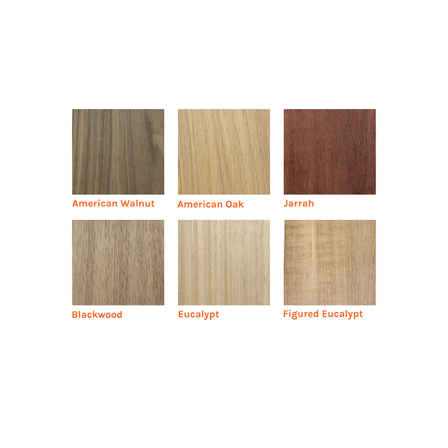 Plyco's full range of laminato laminated plywood options