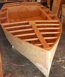 Marine Plywood Boat
