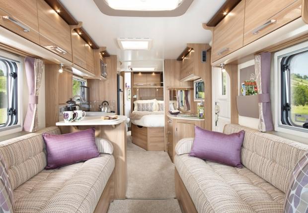 plywood caravan interior lining